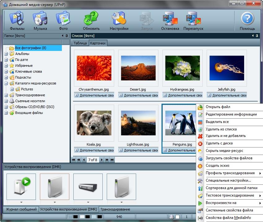 домашний медиа сервер форум - фото 2